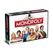 Monopoly Agymenõk társasjáték