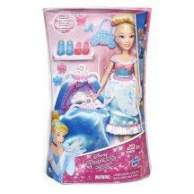Disney Hercegnők: Hamupipőke divatszett baba