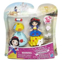 Disney Hercegnők mini divatbabák - HÓFEHÉRKE