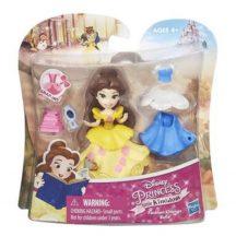 Disney Hercegnők mini divatbabák - BELLE