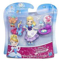 Disney Mini hercegnőbabák kiegészítőkkel - HAMUPIPŐKE