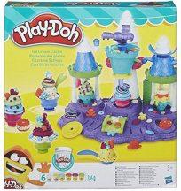 Play-Doh Jégkrém kastély gyurmaszett
