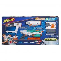 NERF N-Strike Modulus Tri-Strike szivacslövő játékfegyver