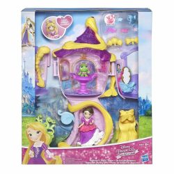 Disney hercegnők: Aranyhaj divattervező tornya