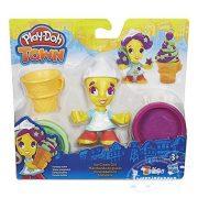 Play-Doh: Town - Fagyis kislány