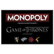 Monopoly Trónok harca társasjáték (Gyűjtői kiadás)