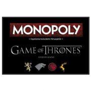 Monopoly Trónok harca társasjáték (Gyûjtõi kiadás)