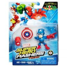 SUPER HERO MASHERS MICRO America Kapitány