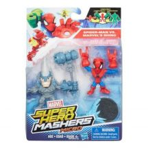 Super Hero Mashers Micro - PÓKEMBER vs. RHINO