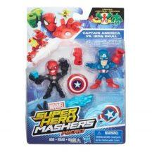 Super Hero Mashers Micro - AMERIKA KAPITÁNY vs. IRON SKULL