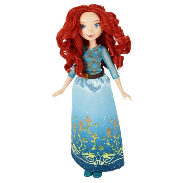 Disney Hercegnő Divatbabák - MERIDA