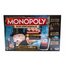 Monopoly társasjáték - Ultimate Banking - Teljes körű bankolás