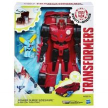 Transformers Rid Erő harcosok - Sideswipe és mini Windstrike