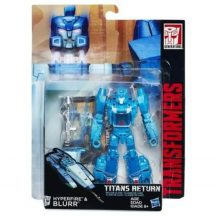 Transformers - Titans Return - HYPERFIRE & BLURR