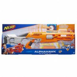 NERF N-Strike Elite Accustrike Alphahawk szivacslövő játék fegyver