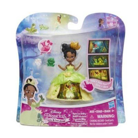 Disney Hercegnők átalakuló történetbabák - TIANA