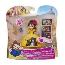 Disney Hercegnők átalakuló történetbabák - BELLE
