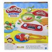 Play-Doh Kitchen Creations - SISTERGŐ TűZHELY gyurmaszett