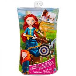 Disney hercegnők: Merida baba íjász felszereléssel