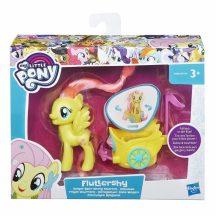My Little Pony Királyi Forgószekér játékszett - FLUTTERSHY