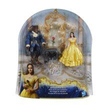 Disney Hercegnők Szépség és a Szörnyeteg játékszett - BELLE és SZÖRNYETEG