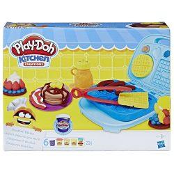Play-Doh Kitchen Creations - Reggeliző gyurmakészlet