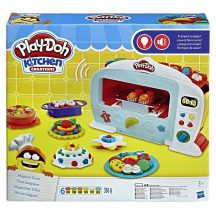 Play-Doh Kitchen Creations - MÁGIKUS SÜTŐ gyurmaszett
