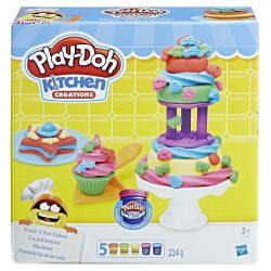Play-Doh Kitchen Creations - Süteménykészítő gyurmakészlet