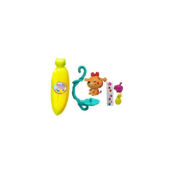 Bananas Bunch 2 - Meglepetés figura (3 db-os)