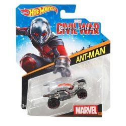 Hot Wheels MARVEL Amerika Kapitány Karakter kisautók - ANT-MAN