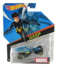 Hot Wheels MARVEL Amerika Kapitány Karakter kisautók - WASP