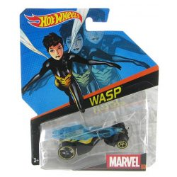 Hot Wheels MARVEL Amerika Kapitány Karakter kisautók - WASP