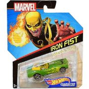 Hot Wheels MARVEL karakter kisautók - Vasököl