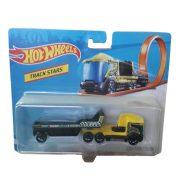 Hot Wheels Track Stars szállítóautó - Copter Chase