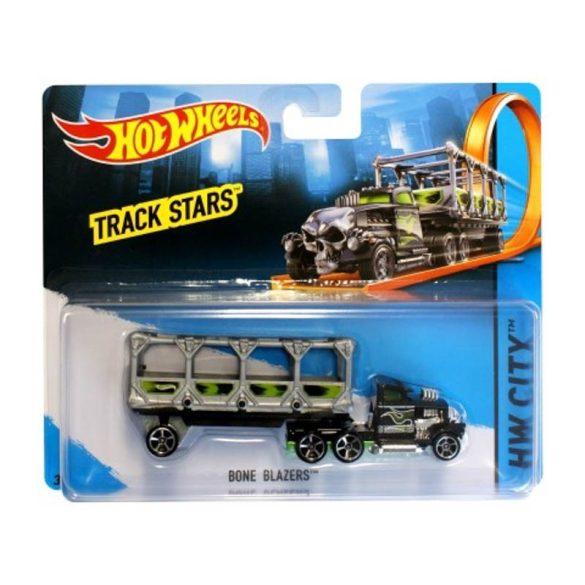 Hot Wheels Track Stars szállítóautó - BONE BLAZERS