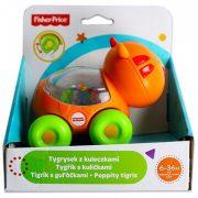 Fisher-Price Poppity állatos járművek - Tigris