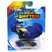 Hot Wheels Colour Shifters színváltós kisautó - El Superfasto