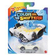 Hot Wheels Color Shifters színváltós kisautó - Shelby Cobra 427