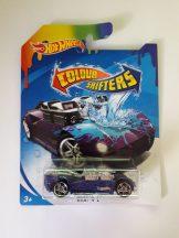 Hot Wheels Colour Shifters színváltós kisautó - WHAT-2-5