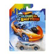 Hot Wheels Colour Shifters színváltós kisautó - Power Rocket