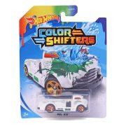 Hot Wheels Colour Shifters színváltós kisautó - Mig Rig