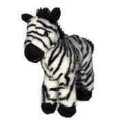 Zebra plüssfigura (15 cm)