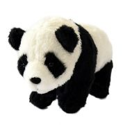 Panda plüssfigura (15 cm)