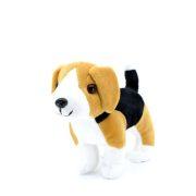 Beagle plüss figura (15 cm)