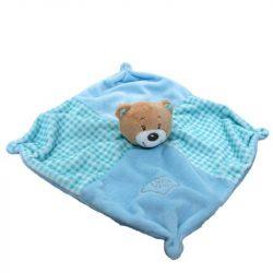 Macis bébi kendő 28 cm (kék)