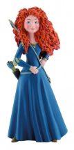 Bullyland játék figura 12825 Disney Hercegnők - MERIDA, A BÁTOR