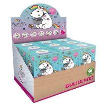 Bullyland játék figura meglepetés dobozban 44398 - Chubby unikornis