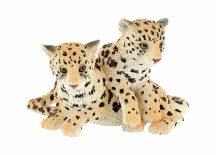 Bullyland játék figura 63662 - Leopárd kölyökcsoport