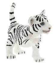 Bullyland játék figura 63688 Fehér tigris kölyök
