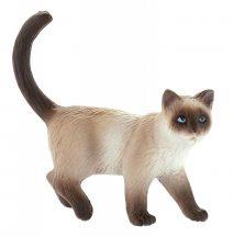 Bullyland játék figura 66370 Sziámi cica - Kimmy